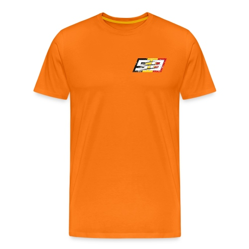 #58 - Eye of the Tiger - T-shirt Premium Homme