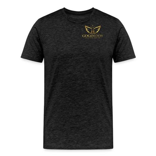 GoGo Eddy Gold Merchandise - Men's Premium T-Shirt