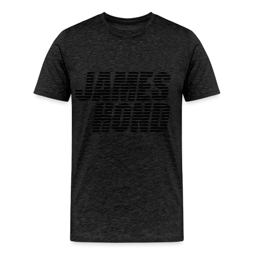 james hond png - Mannen Premium T-shirt
