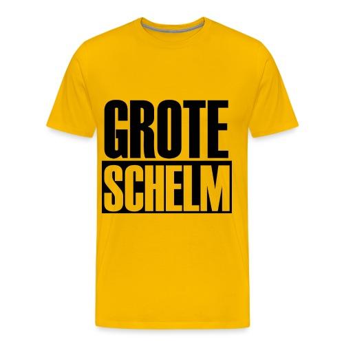 Grote schelm - Mannen Premium T-shirt