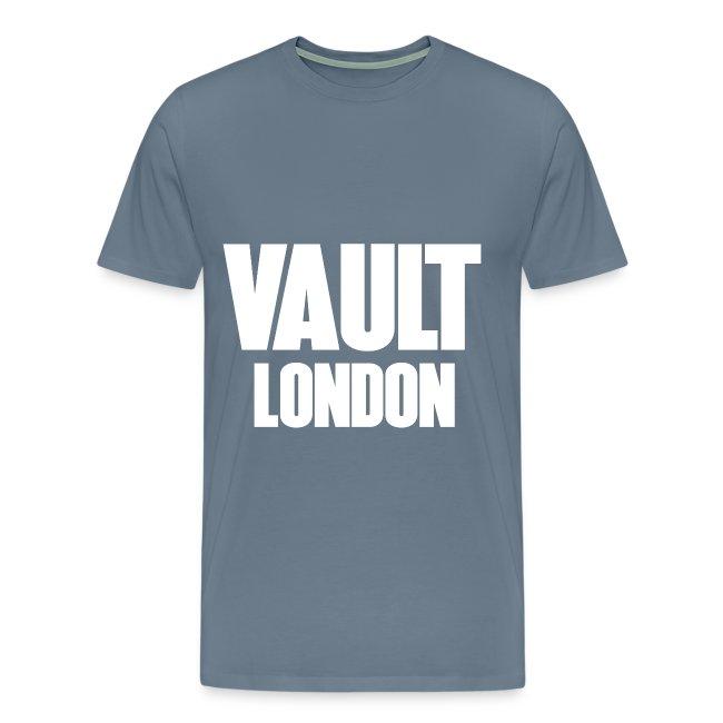 VAULT LONDON block white