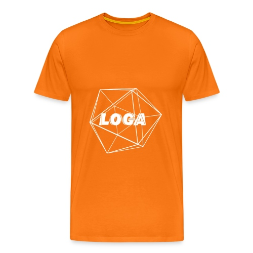 fertig weiß - Männer Premium T-Shirt