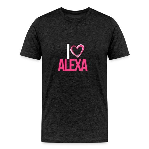 alexa - Camiseta premium hombre