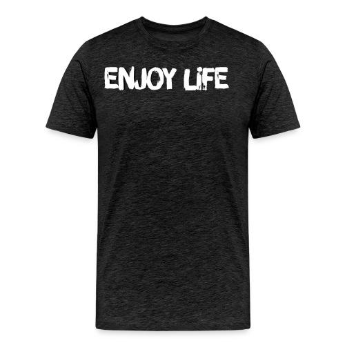 Enjoy Life Logo - Men's Premium T-Shirt