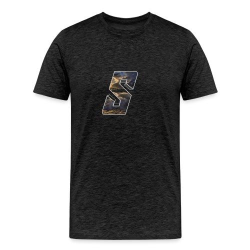 Sivert&Co Logo - Premium T-skjorte for menn