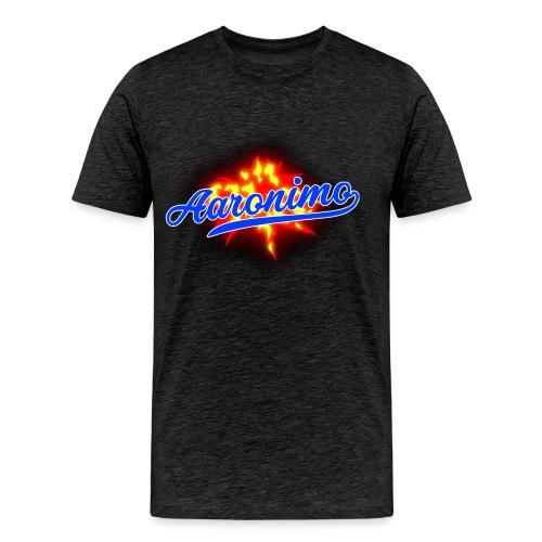 Aaronimo ontmoette explosie! - Mannen Premium T-shirt