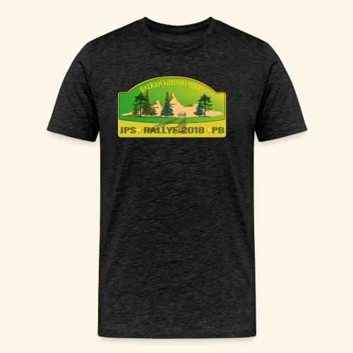 BalkanMotorWorks - Männer Premium T-Shirt