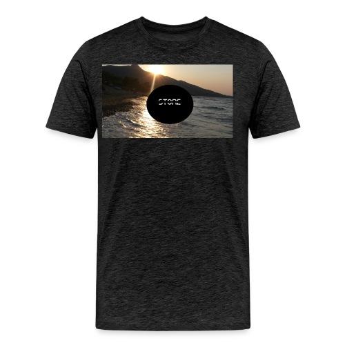 Überzug für Polster - Männer Premium T-Shirt