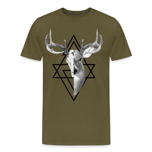 My Deer - Miesten premium t-paita