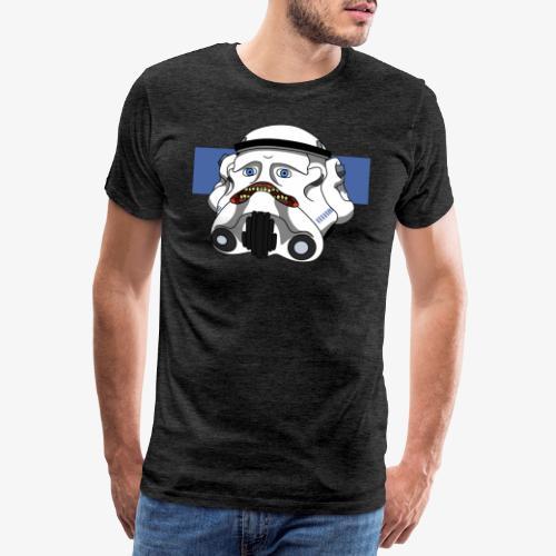 The Look of Concern - Men's Premium T-Shirt