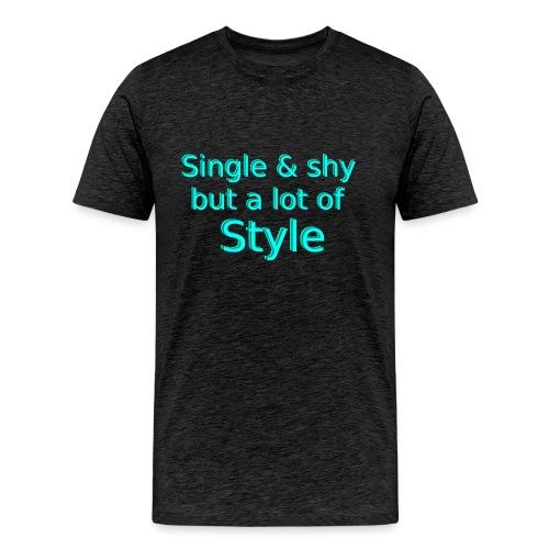 Single Shirt - Männer Premium T-Shirt
