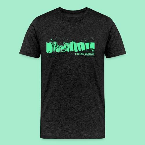 Regenwald Sumatra - Männer Premium T-Shirt