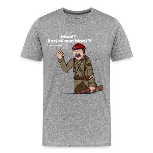 Sgt.Flantier 1940 - T-shirt Premium Homme