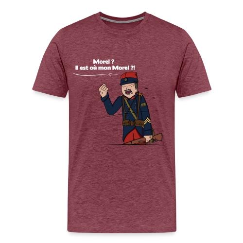 Sgt.Flantier 1914 - T-shirt Premium Homme