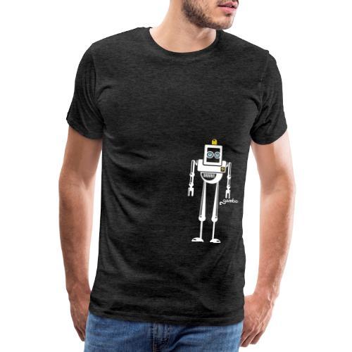 gambots roboter 05 - Männer Premium T-Shirt