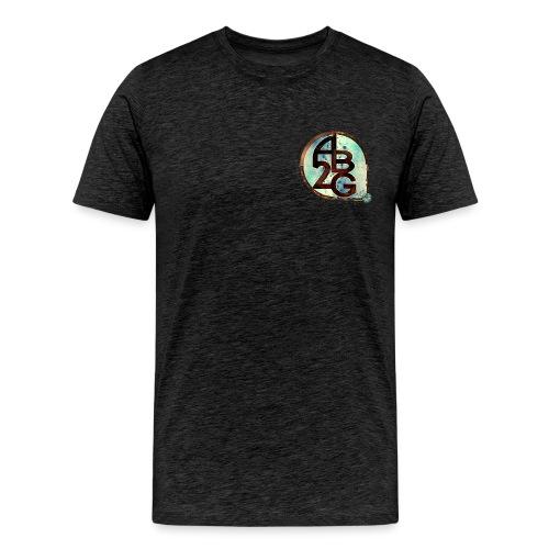 AB2G - T-shirt Premium Homme