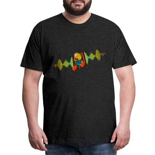 Chilling Capybara - Männer Premium T-Shirt