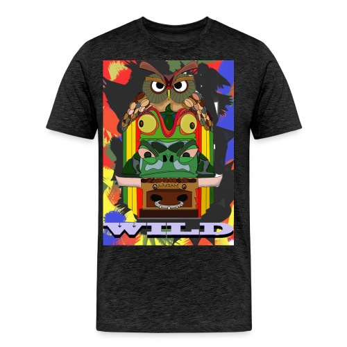 Totem Animal - T-shirt Premium Homme