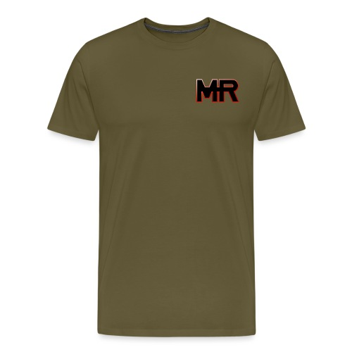 MR logo - Herre premium T-shirt