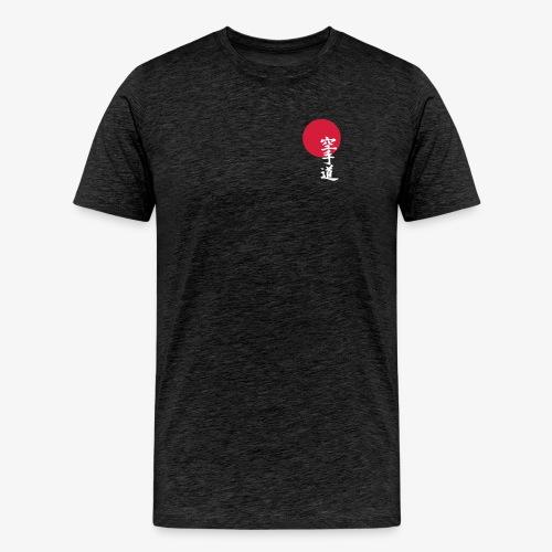Kenseikan Logo - Männer Premium T-Shirt