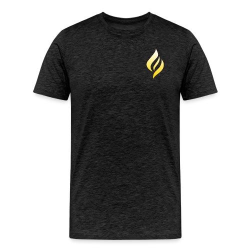 LUX Default Logo - Men's Premium T-Shirt