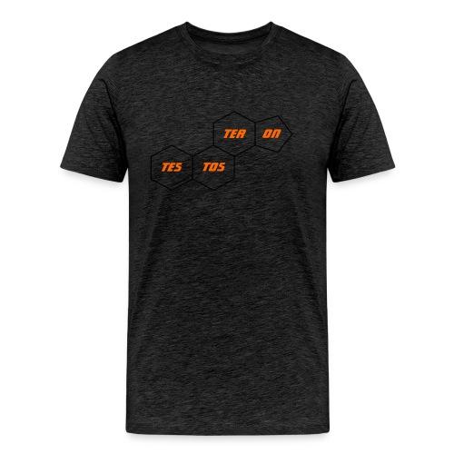 Testosterone Tee Shirt, Testosterone Tee, Gift - Men's Premium T-Shirt