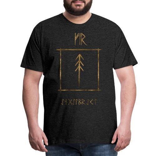 Fir Engelbrekt - Men's Premium T-Shirt