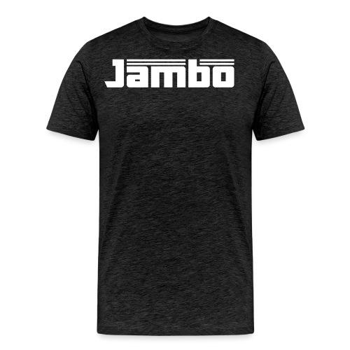 SirJambo Design 2 2Strip - Men's Premium T-Shirt