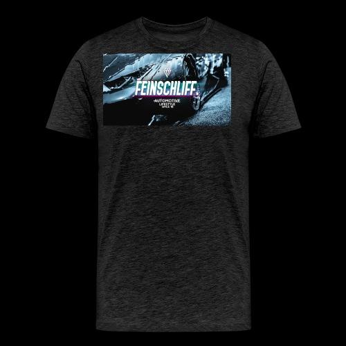 Feinschliff. Lambo Print - Männer Premium T-Shirt