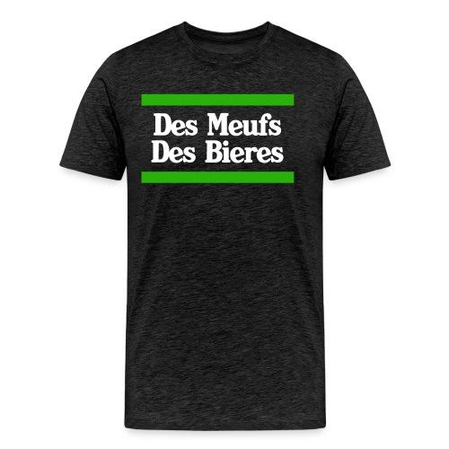 desmeufs - T-shirt Premium Homme