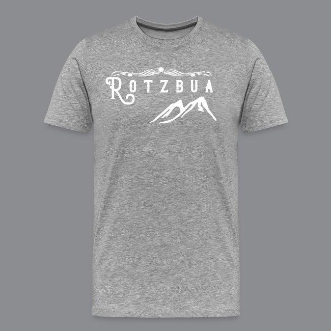 Rotzbua Weiß