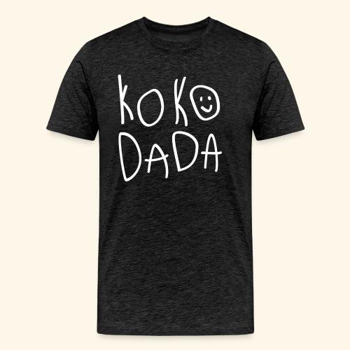 Kokodada Time - Premium-T-shirt herr