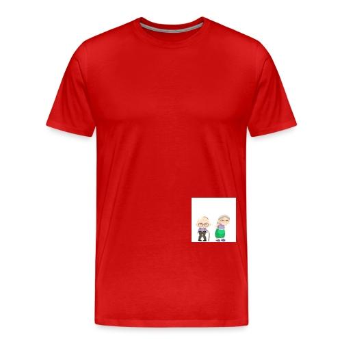 Grow old with me - Männer Premium T-Shirt