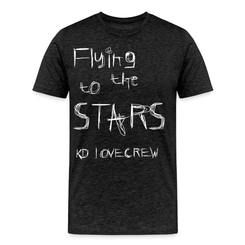 Flying to the Stars2 - Männer Premium T-Shirt
