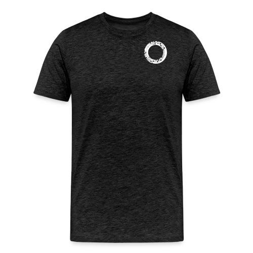 NBG Icon Weiß - Männer Premium T-Shirt
