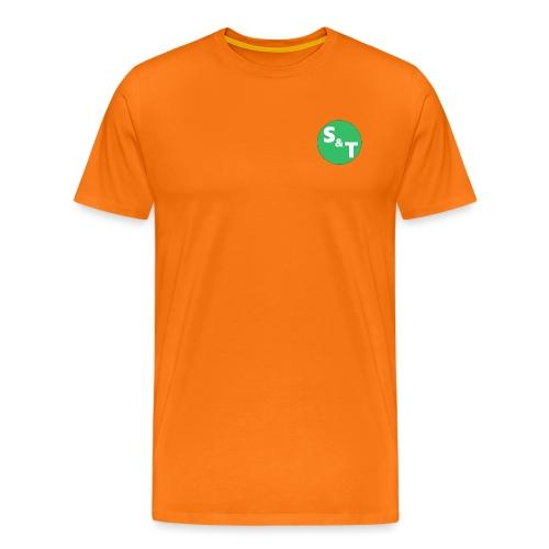 ST Main Logo - Men's Premium T-Shirt