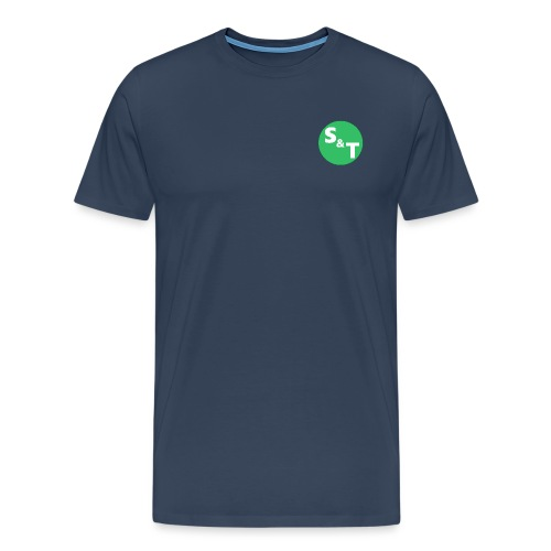 ST Main Logo - Men's Premium T-Shirt