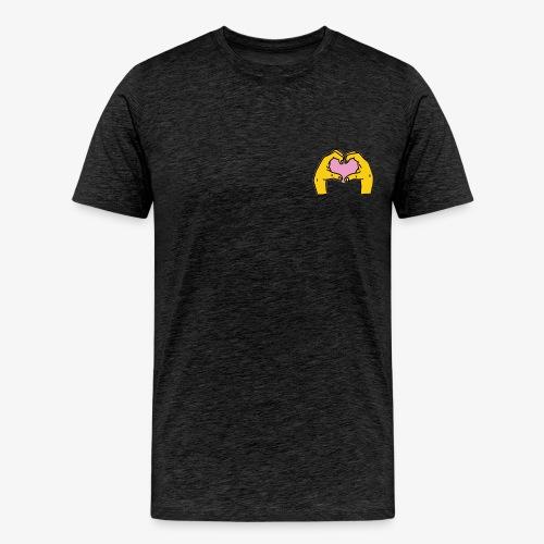 Manos - Camiseta premium hombre