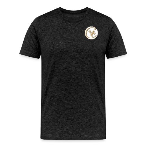 Contre Galop Logo entouré - T-shirt Premium Homme