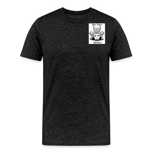 DB014967A9184476840A8128485276AF png - Men's Premium T-Shirt