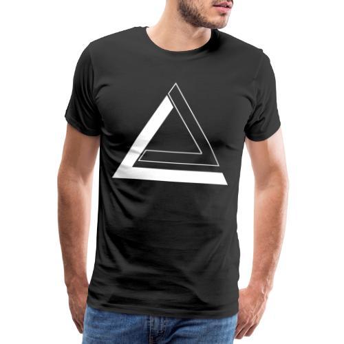 Logo Laix V2 - T-shirt Premium Homme