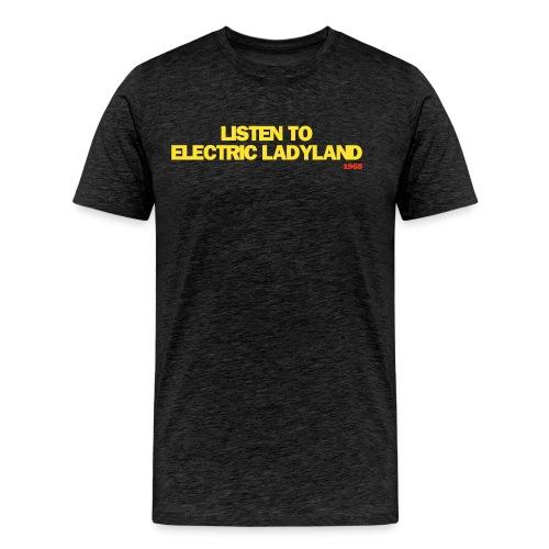 Electric Ladyland - Men's Premium T-Shirt
