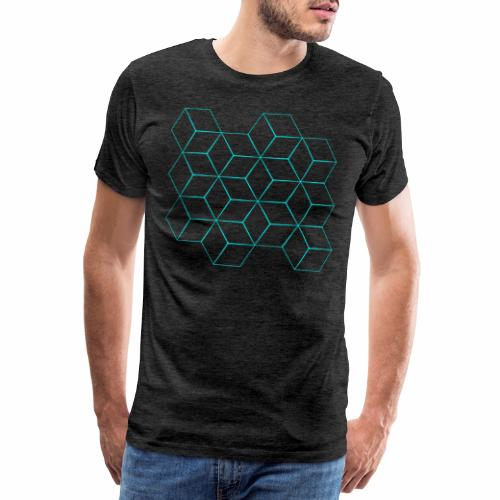 geocubes - Men's Premium T-Shirt