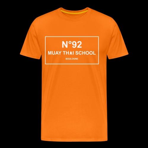 MTS92 N92 - T-shirt Premium Homme