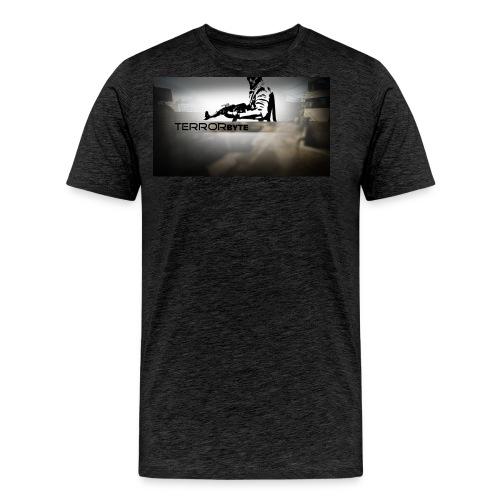 Terrorbyte_Clan - Männer Premium T-Shirt