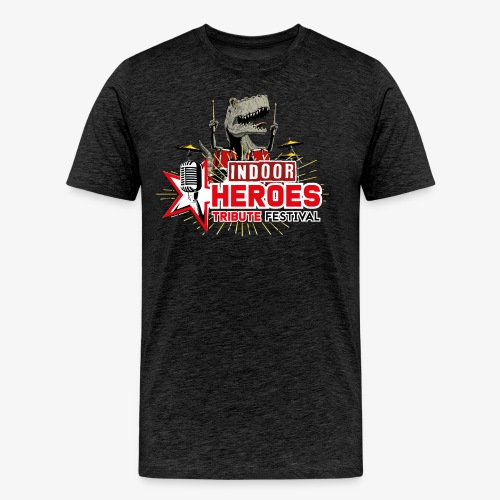 Heroes Tribute INDOOR - REX - T-shirt Premium Homme