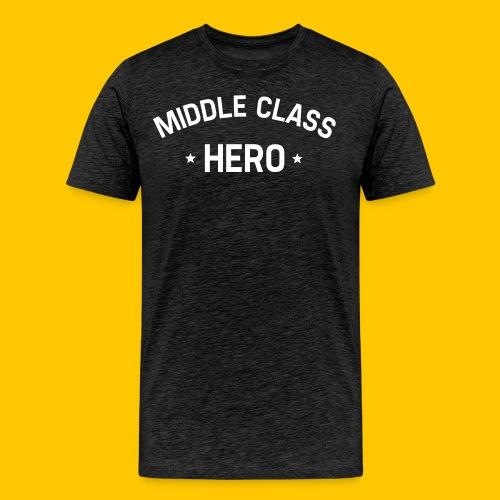 Middle Class Hero - Men's Premium T-Shirt