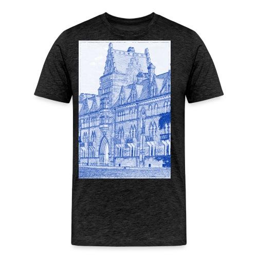 Oxford Architecture Design - Men's Premium T-Shirt
