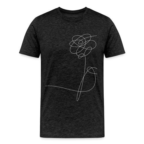 flower - Men's Premium T-Shirt