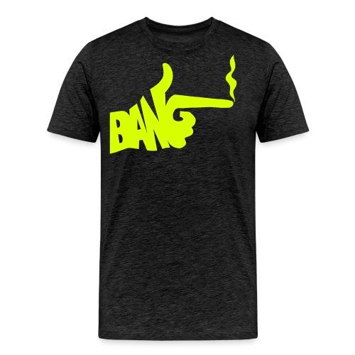 bang - T-shirt Premium Homme